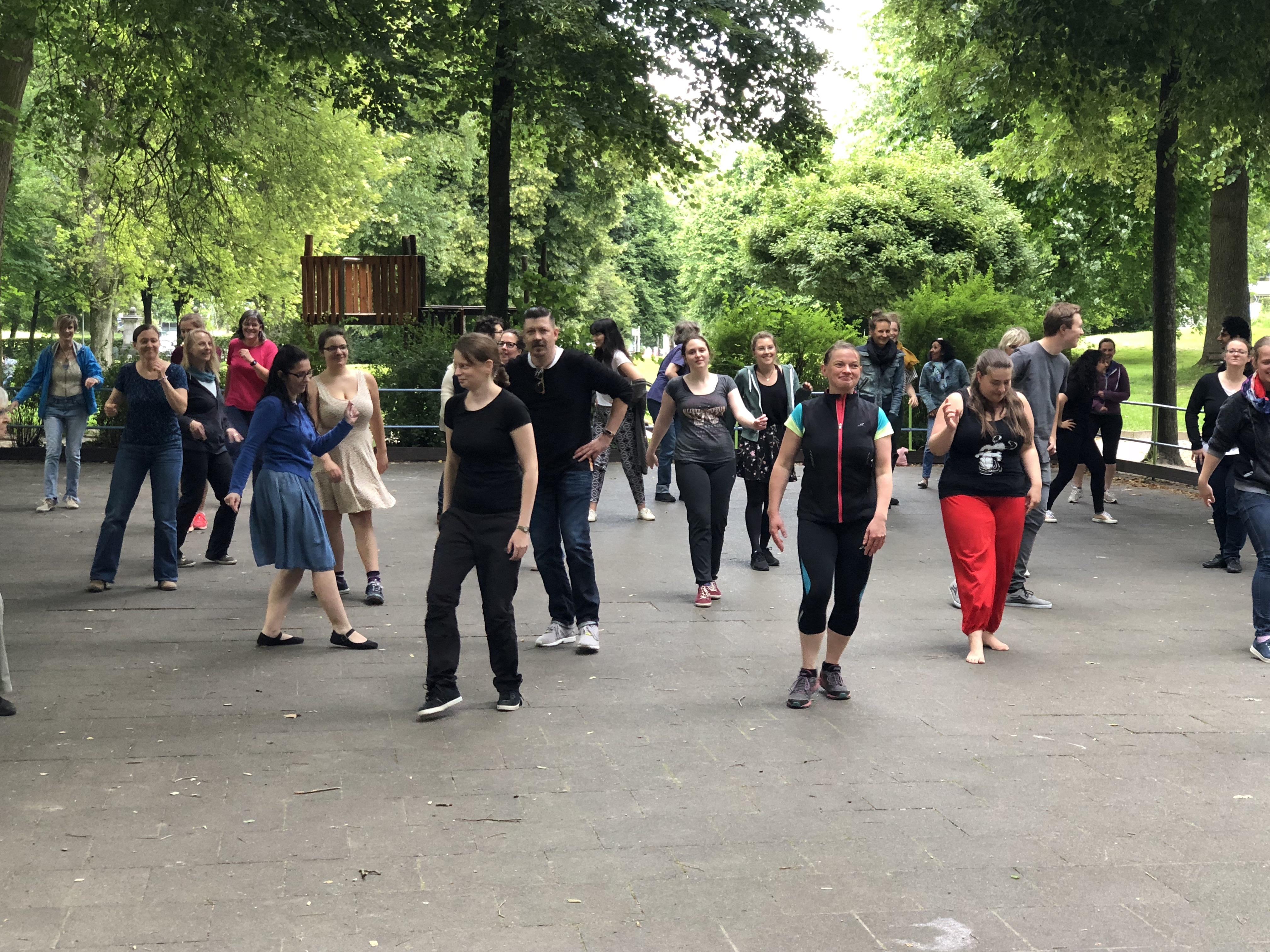 Sport im Park 2018